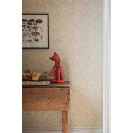 Paisley BP 4701 • Wallpaper • FARROW & BALL • AZURA