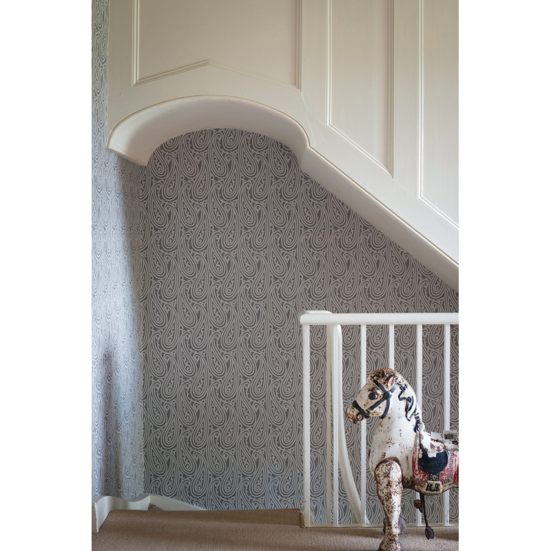Paisley papier peint farrow ball for Papiers peints farrow and ball