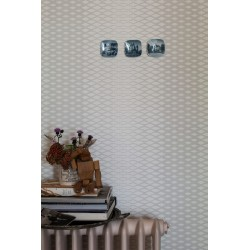 Lattice BP 3502 • Papier Peint • FARROW & BALL • AZURA