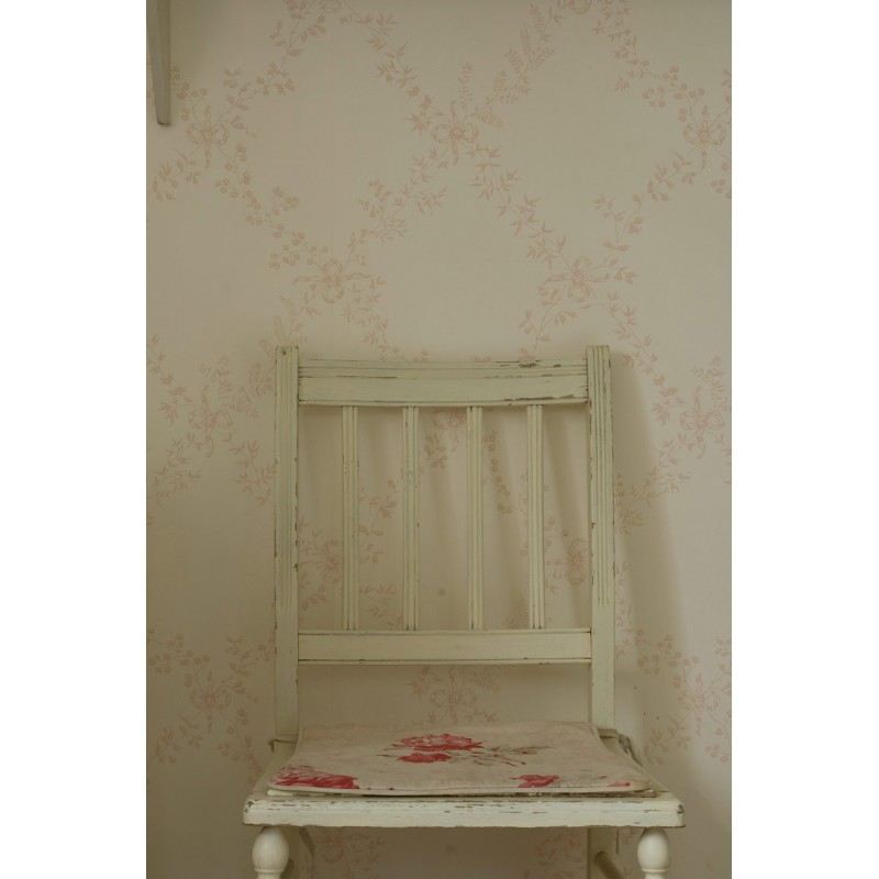Toile treillis papier peint farrow ball for Farrow and ball papier peint