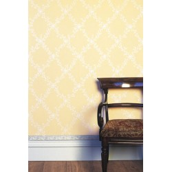 Toile Treillis BP 644 • Wallpaper • FARROW & BALL • AZURA