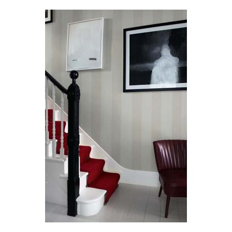 Broad Stripe ST 1309 • Papier Peint • FARROW & BALL • AZURA