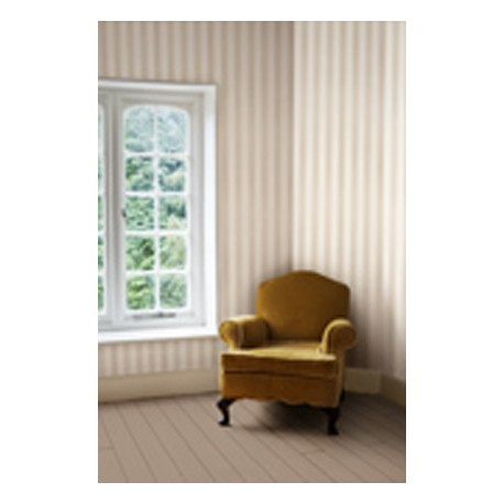 Five Over Stripe BP 612 • Papier Peint • FARROW & BALL • AZURA