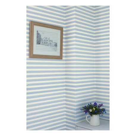 Closet Stripe ST 360 • Wallpaper • FARROW & BALL • AZURA