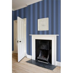 Tented Stripe ST 13113 • Wallpaper • FARROW & BALL • AZURA