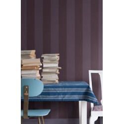 Plain Stripe ST 1130 • Wallpaper • FARROW & BALL • AZURA