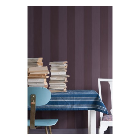 Plain Stripe ST 1130 • Papier Peint • FARROW & BALL • AZURA