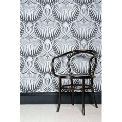 Lotus BP 2057 • Wallpaper • FARROW & BALL • AZURA