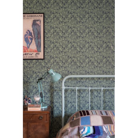 Feuille BP 4907 • Papier Peint • FARROW & BALL • AZURA