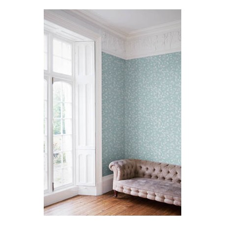 Uppark BP 553 • Wallpaper • FARROW & BALL • AZURA