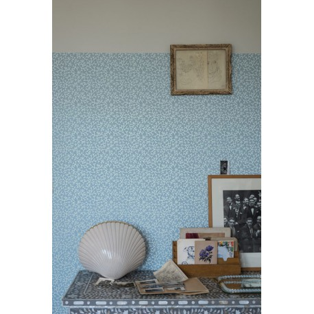 Samphire BP 4003 • Papier Peint • FARROW & BALL • AZURA