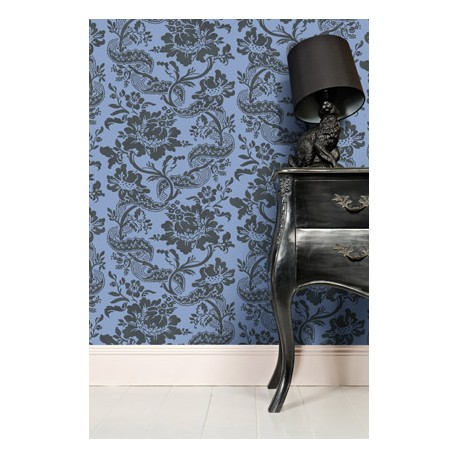 Versailles BP 2621 • Wallpaper • FARROW & BALL • AZURA
