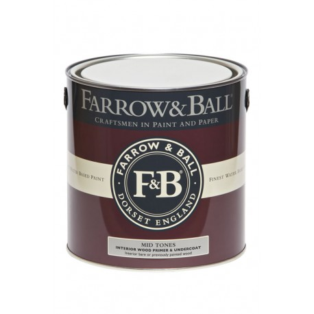 Interior Wood Primer & Undercoat • Paint • FARROW & BALL • AZURA
