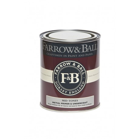 Metal Primer & Undercoat • Paint • FARROW & BALL • AZURA