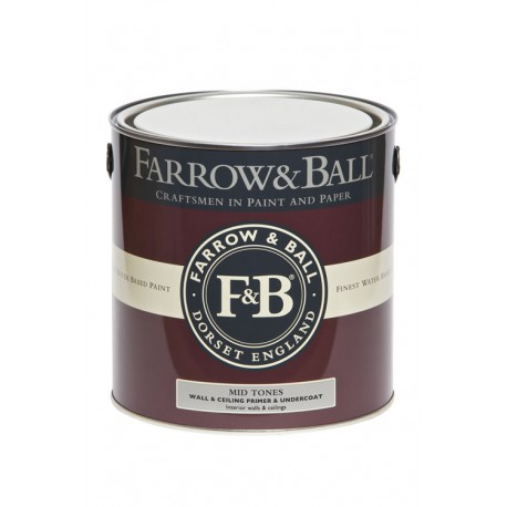 Wall & Ceiling Primer & Undercoat • Paint • FARROW & BALL • AZURA