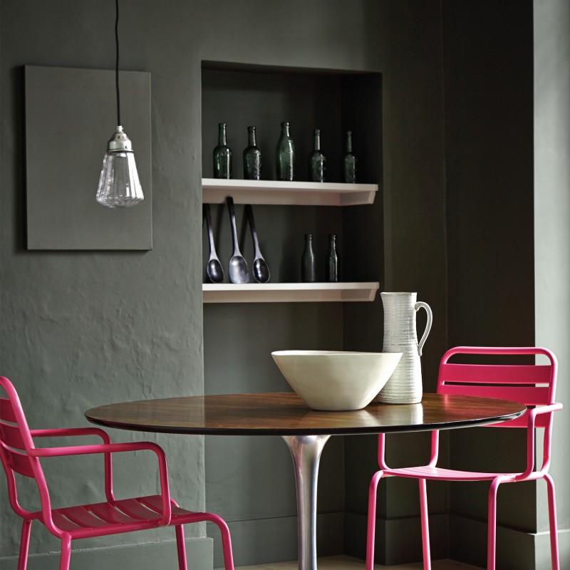 invisible green 56 peinture little greene. Black Bedroom Furniture Sets. Home Design Ideas