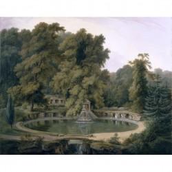 Panneau Sezincote Park