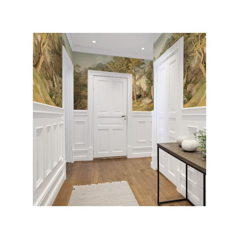 devon wallpaper au fil des couleurs. Black Bedroom Furniture Sets. Home Design Ideas