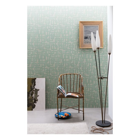 Enigma BP 5503 • Wallpaper • FARROW & BALL • AZURA