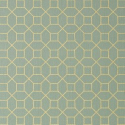 Farris Metallic Gold on Mineral-T11023 • Wallpaper • THIBAUT • AZURA