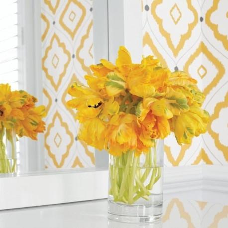Bungalow Yellow-T16054 • Papier Peint • THIBAUT • AZURA