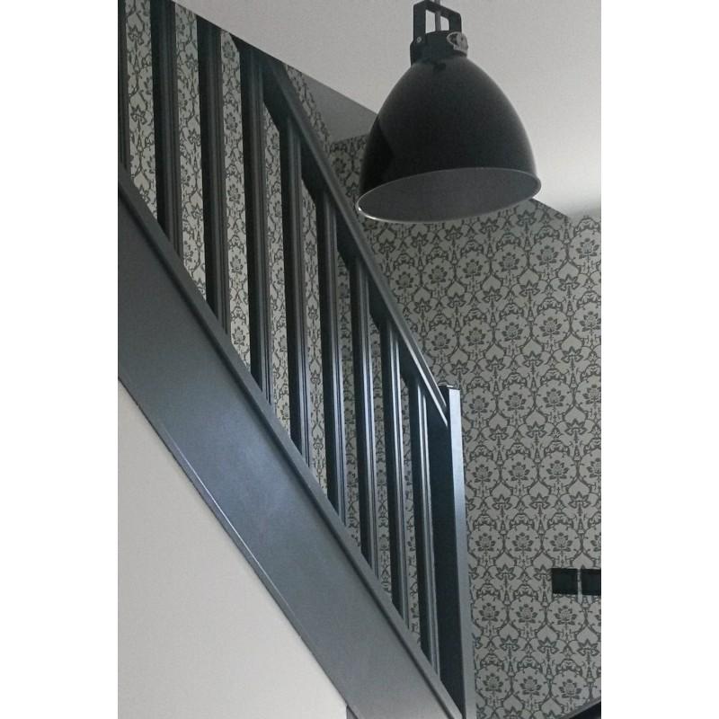 brocade papier peint farrow ball. Black Bedroom Furniture Sets. Home Design Ideas
