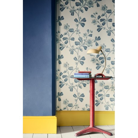 Broadwick St - Balsam • Wallpaper • LITTLE GREENE • AZURA