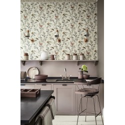 Great Ormond Street - Signature • Papier Peint • LITTLE GREENE • AZURA