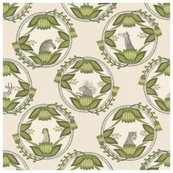 Ardmore Cameos 109/9041 • Wallpaper • COLE AND SON • AZURA