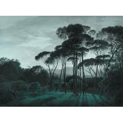 Pine Trees Panel