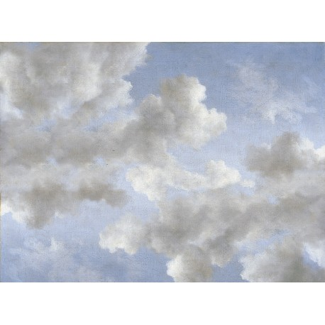 Panneau Monsoon Clouds • Papier Peint • AU FIL DES COULEURS • AZURA