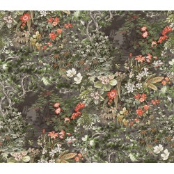 Woodland Botanical Botanica ref 115/4011 • Papier Peint • COLE AND SON • AZURA