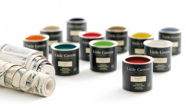 Little Greene - Peintures écologique haut de gamme - AZURA