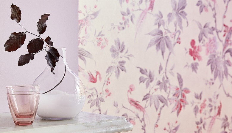Little Greene - Paints - New Collection 2016 Pink